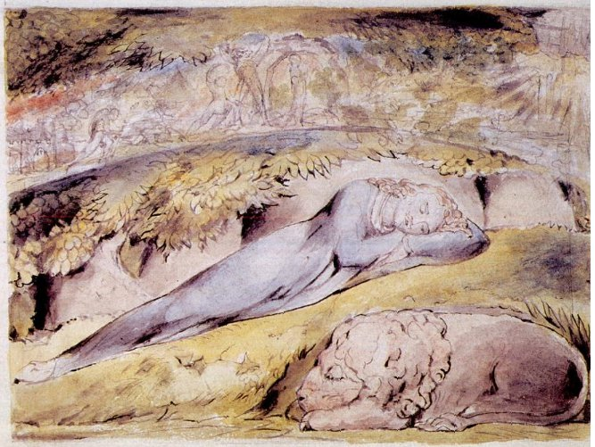 William_Blake_-_John_Bunyan_Plate_1_Dreamen_Dreams_a_Dream.jpg